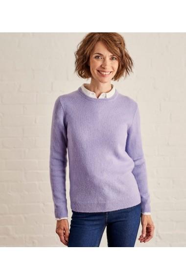 Pulover din lana Wool Overs L1LX-Lilac Lila - els