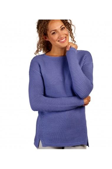 Pulover Wool Overs T04L-Alpine-Blue Albastru - els
