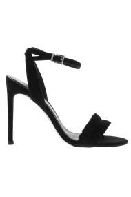 Sandale cu toc Miso 23304903 Negru