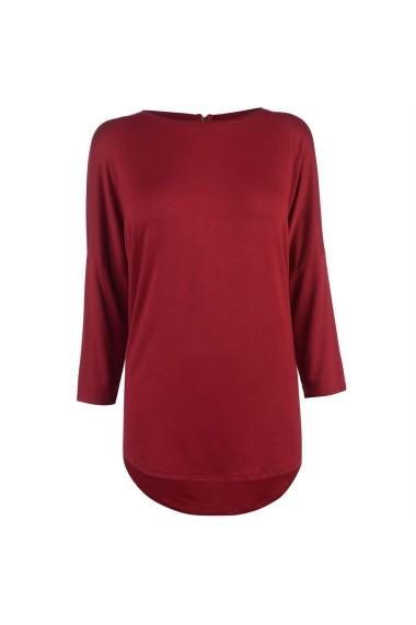Bluza Miso 65551608 Bordo