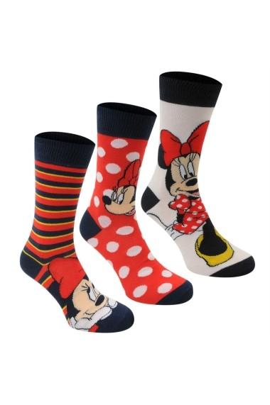 Set 3 perechi sosete Disney 41807208 Multicolor