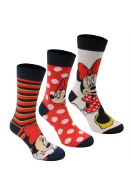 Set 3 perechi sosete Disney 41807208 Multicolor - els