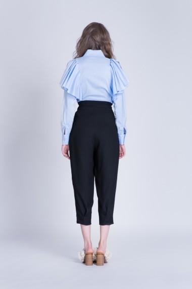 Pantaloni BLUZAT BLZ-209 Negru