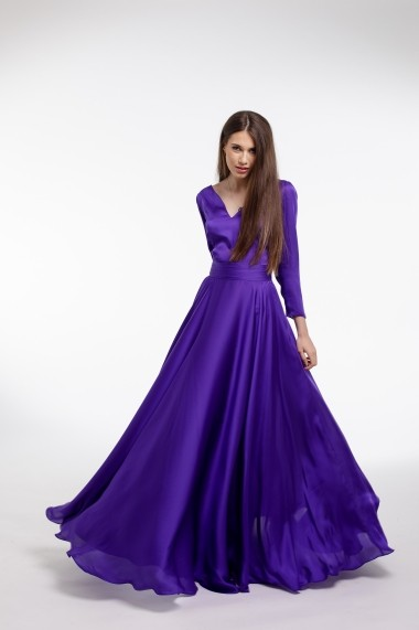 e56cec6a03 Couture de Marie · Estélyi ruha CMA-0004434 Lila