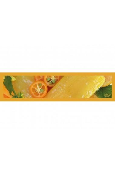 Esarfa Accesorii by ID 180x45 Ice Cream Orange