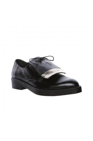 Pantofi piele Fragola Luisa Fiore Negri