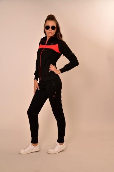 Costum sport BGA-3765 Respeero Negru - els