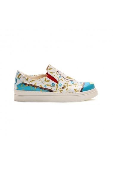 Pantofi NEEFS NVN104 multicolor