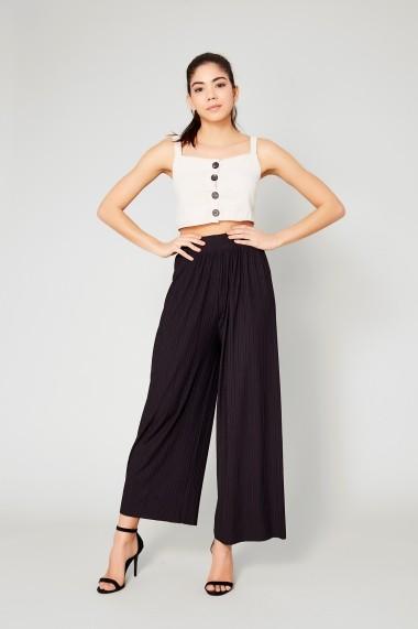 Pantaloni Get Hit 19Y680006 Negru - els