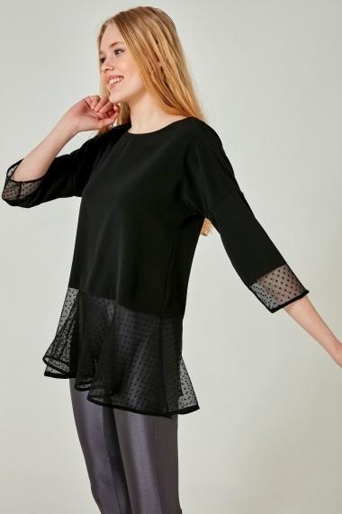 Bluza Boutiquen 1123 Neagra