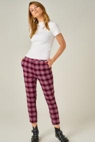 Pantaloni drepti Boutiquen 5001 Roz