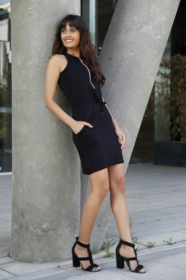 Rochie Bambina Mia KR2708 Negru