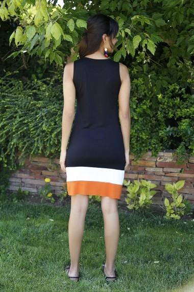 Rochie Bambina Mia KR2715 Negru