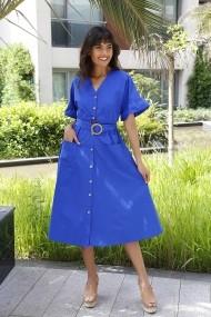 Rochie Bambina Mia KR2674 Albastru - els
