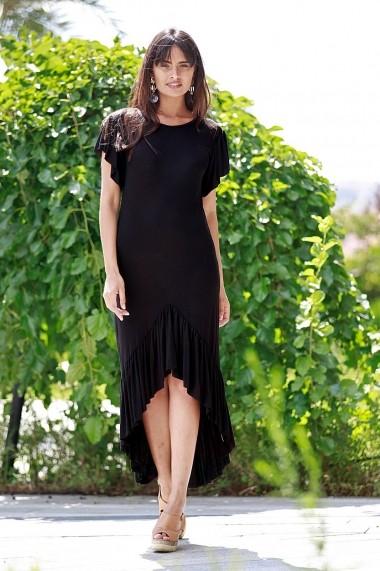 Rochie Bambina Mia KR2767 Negru