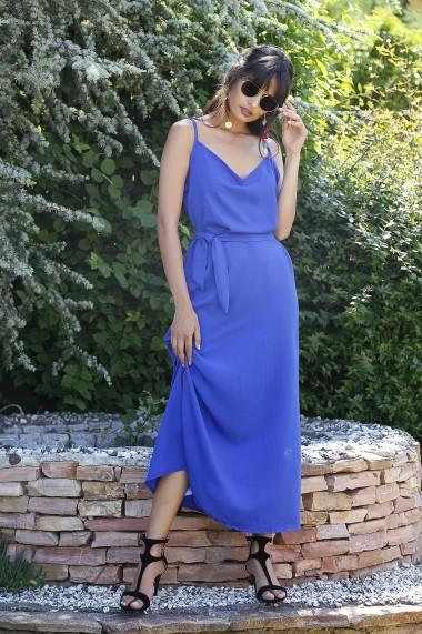 Rochie Bambina Mia KR2711 Albastru