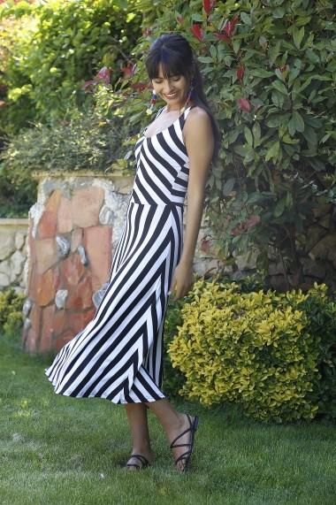 Rochie Bambina Mia KR2714 Negru