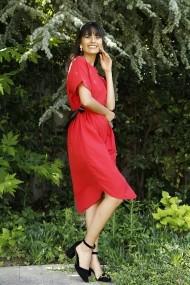 Rochie Bambina Mia KR2719 Rosu