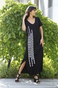 Rochie Bambina Mia KR2706 Negru