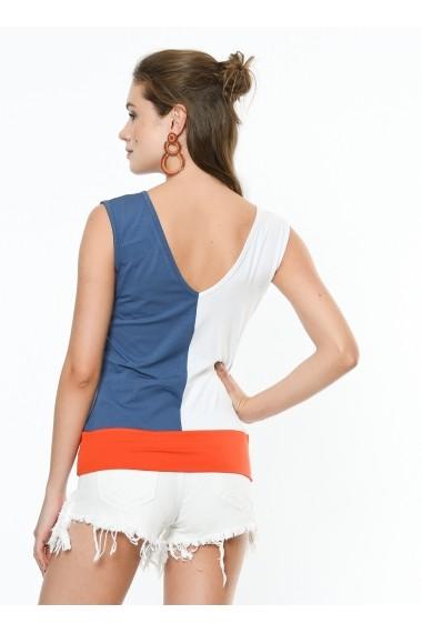 Bluza Bambina Mia KR1961-RENKLI Multicolor
