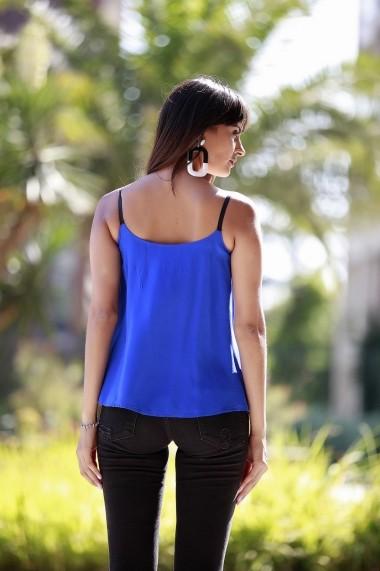 Bluza Bambina Mia KR2802 Albastru