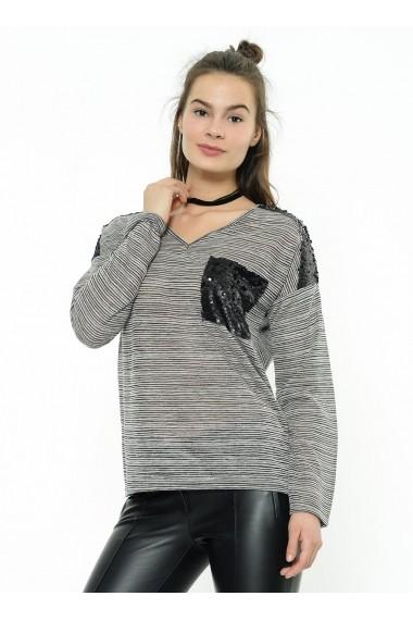 Bluza Bambina Mia KR2287-KIRCILLI Gri