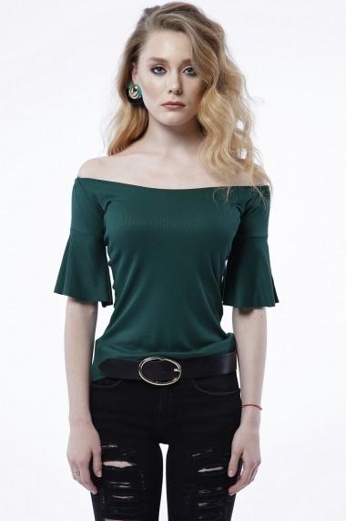 Bluza Bambina Mia KR1897-ZUMRUT Verde