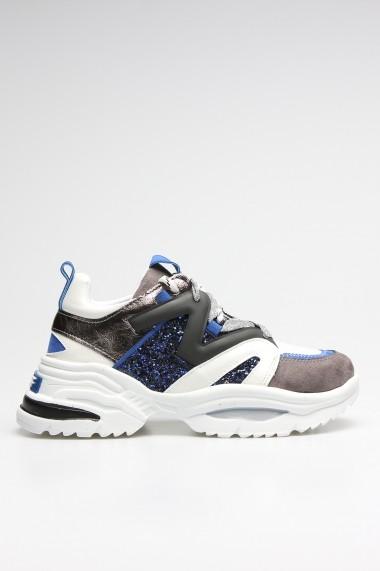 Pantofi sport ROVIGO 1055601-05 gri - els