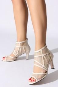 Pantofi sport ROVIGO 10631207-03 nude