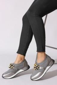 Спортни обувки ROVIGO 2391841-03-PLATINUM сребристо