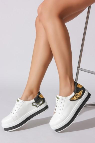 Pantofi sport ROVIGO 2391866-01 alb