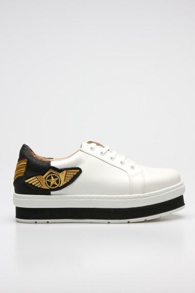 Pantofi sport ROVIGO 2391866-01 alb - els
