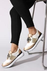 Pantofi sport ROVIGO 2391870-02 auriu
