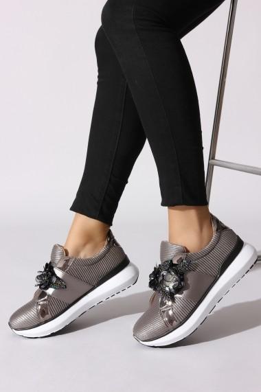 Pantofi sport ROVIGO 2391875-02 argintiu