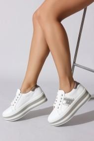 Pantofi sport ROVIGO 3859465-01 alb - els