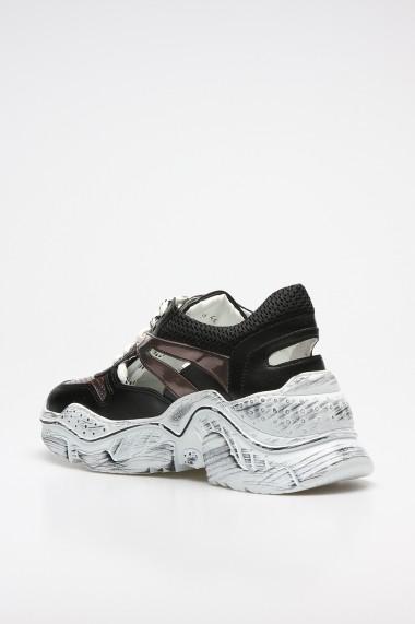 Pantofi sport ROVIGO 504C-256-S-01 negru
