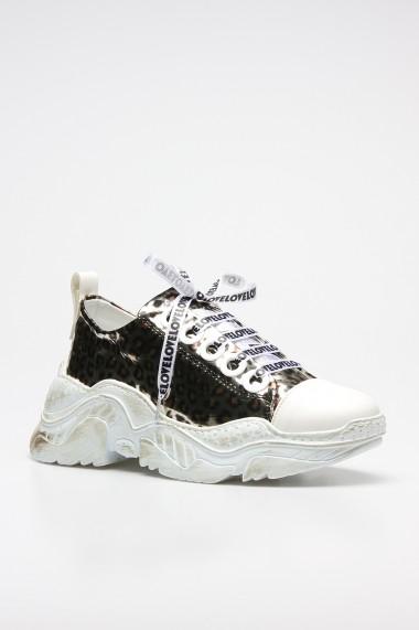 Pantofi sport ROVIGO 504C269-S-01 animal print