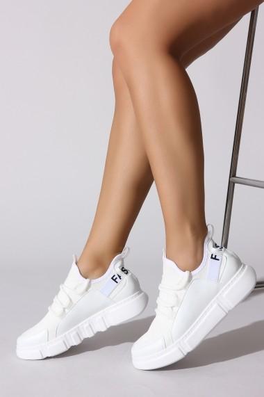 Pantofi sport ROVIGO 572760-07 alb