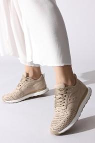 Спортни обувки ROVIGO 1032104-07-BEIGE бежово