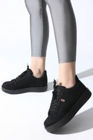 Pantofi sport ROVIGO 1032302-07 negru