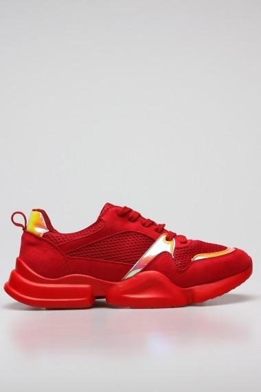 Pantofi sport ROVIGO 10325053-05 rosu - els