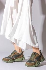 Pantofi sport ROVIGO 10325053-06 kaki