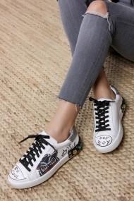 Pantofi sport ROVIGO 4991805 alb