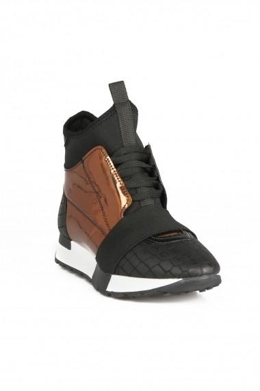 Pantofi sport ROVIGO 545Z1093-05 negru