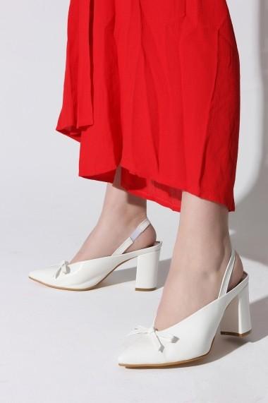 Pantofi sport ROVIGO 5631204-1-07 alb