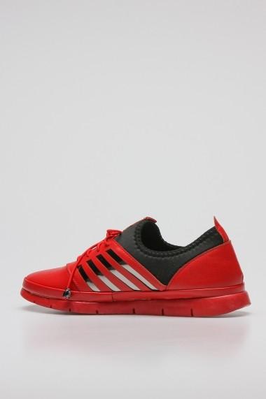 Pantofi sport casual ROVIGO 572207-05 rosu