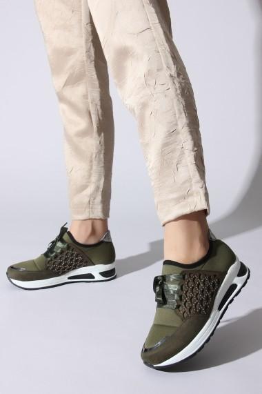 Pantofi sport ROVIGO 730218-04 verde