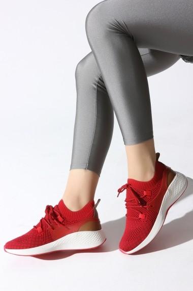 Pantofi sport ROVIGO 7334147-02 rosu