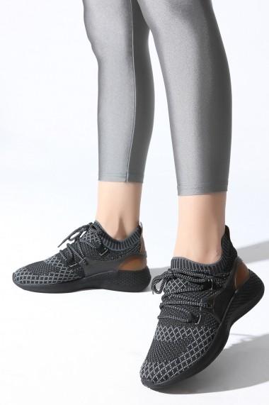 Pantofi sport ROVIGO 7334147-03 negru
