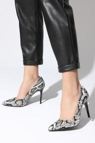 Pantofi cu toc ROVIGO 2014244-2-13 animal print